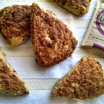 Instant Oatmeal Scones