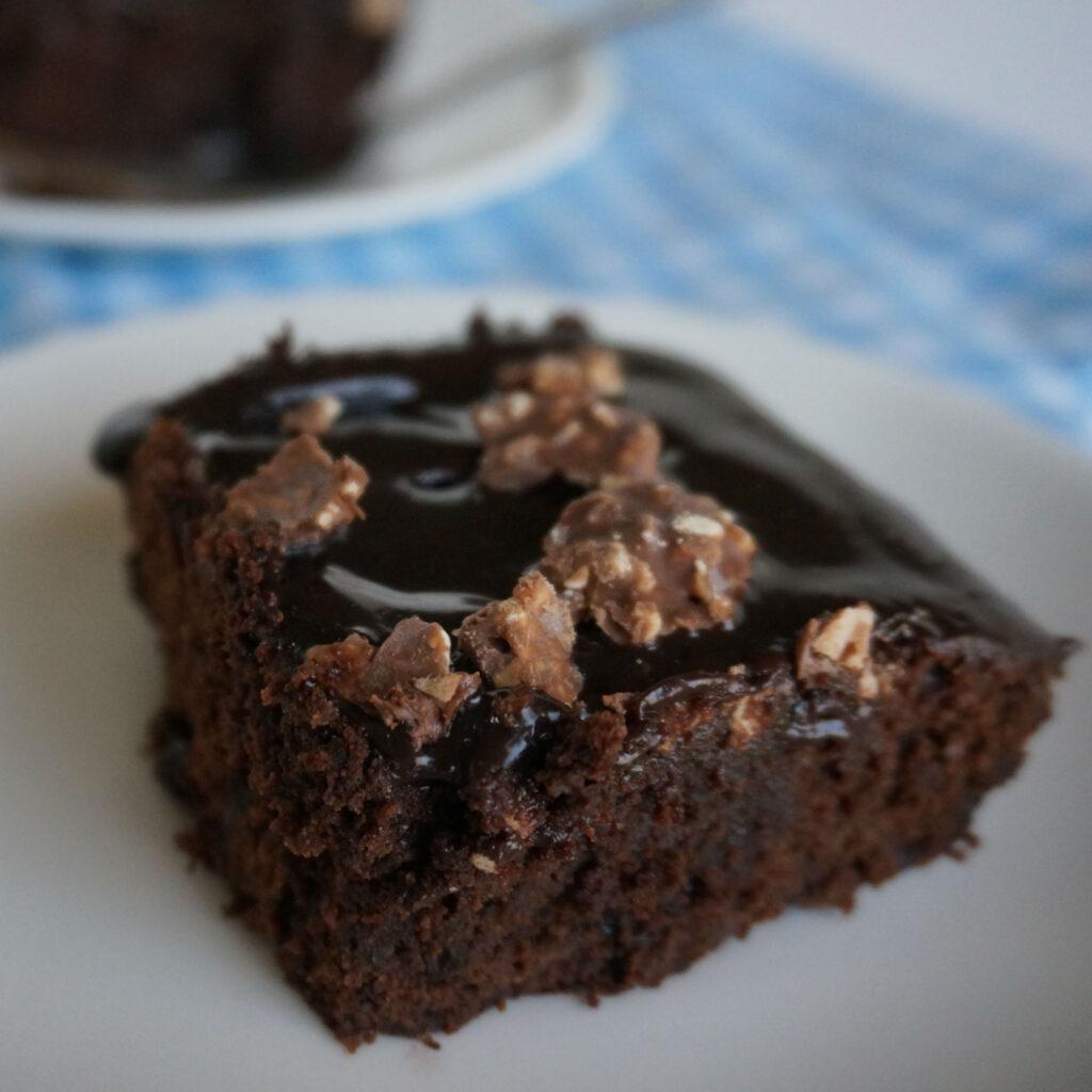 square brownie