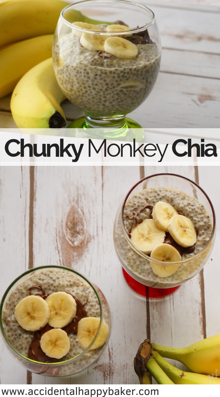 Chunky Monkey Chia