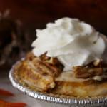 Pumpkin Butter Crunch Pie
