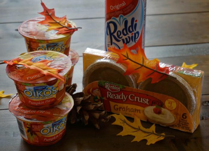 Pumpkin Crunch Pies