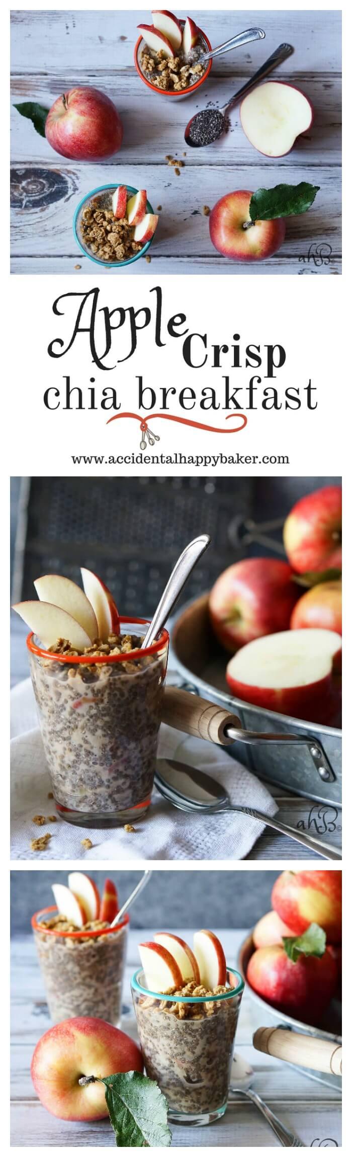 Apple Crisp Chia