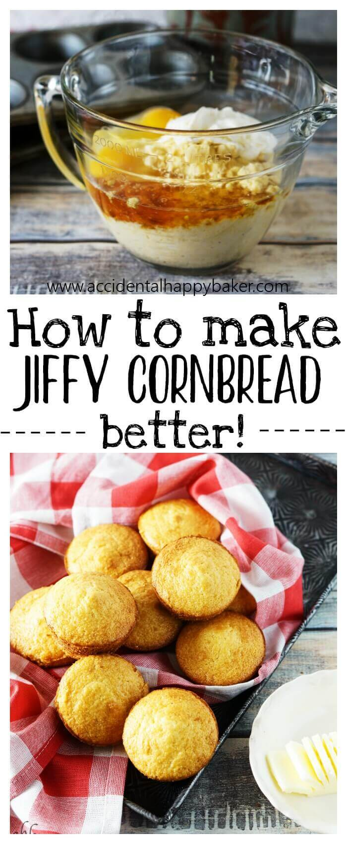 How to make Jiffy cornbread better!