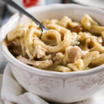Instant Pot Turkey and Noodles
