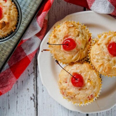 Malibu Muffins