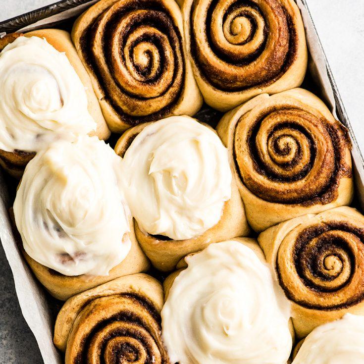 Best Homemade Cinnamon Rolls Recipe - (Better than Cinnabon)